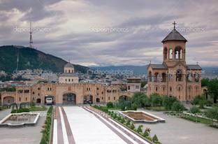 церковь в Тбилиси