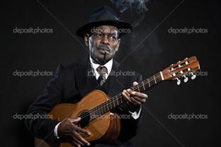блюз музыкант