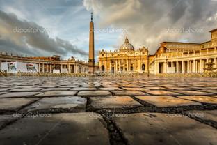 Сент-Питер базилика