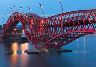 Питон мост
