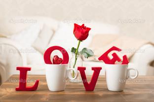 любовь чашки