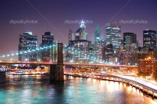 Нью-Йорк город Манхэтен