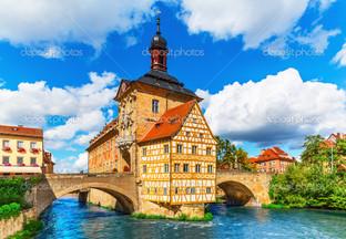 сити холл в Бамберг