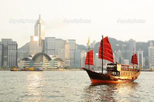 Гонконг гавань