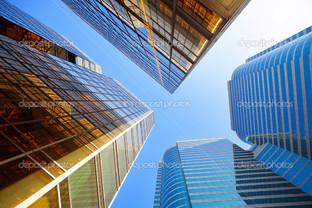 офис зданиях