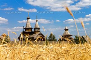 деревянные церкви