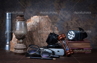 снаряжение археолога