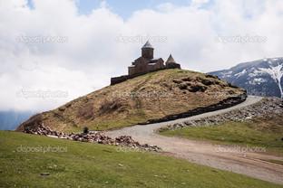 замок в Грузии