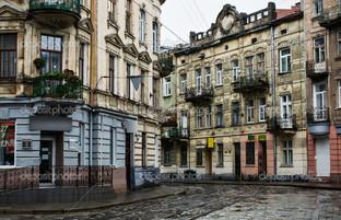 улочки в старый город