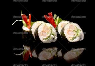 японская суши