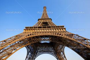 Эйфелева башня небоскрёб