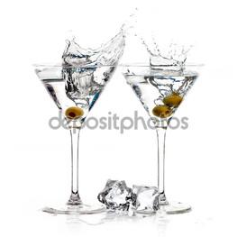 сухой мартини коктейль