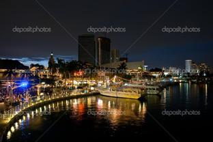 Майами в ночи