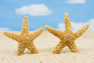 две звезды
