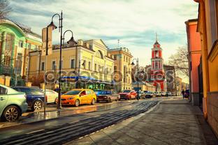 исторический центр Замоскворечье