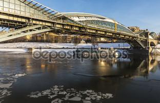 пешеходный мост Богдана Хмельницкого