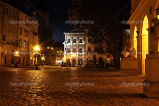 Львов город центр