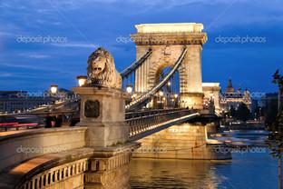 городской мост