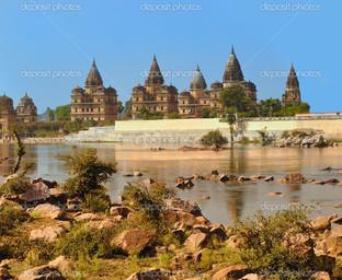 храмовый комплекс Мадхья-Прадеш