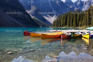 лодки на причале