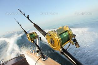 большая рыбалка