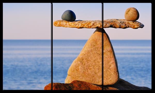 Баланс на камне