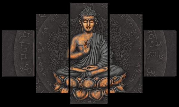 """Абстракция """"Великий Будда"""""""