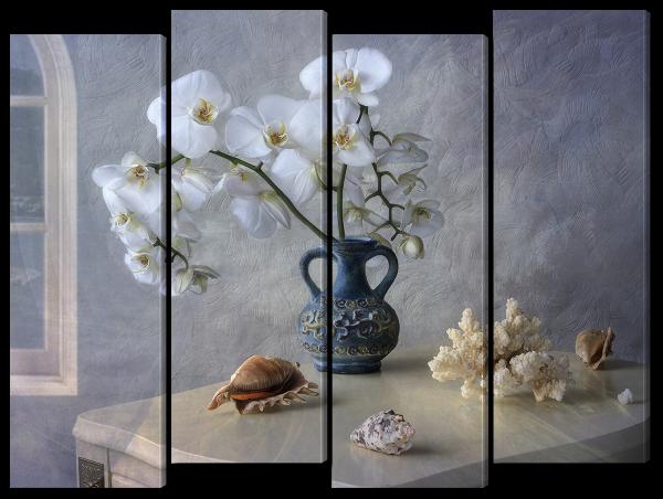 Рисунок с орхидеей