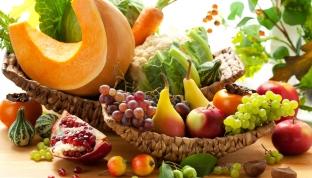 Фрукты ягоды и овощи