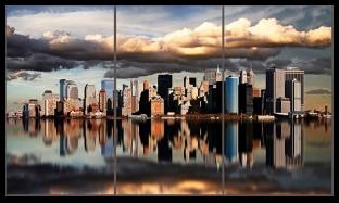 Городское отражение
