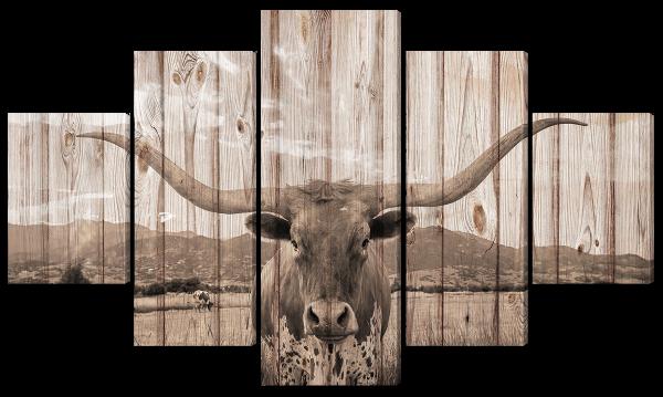 Африканский бык