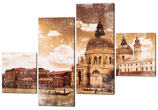 Архитектура Венеция