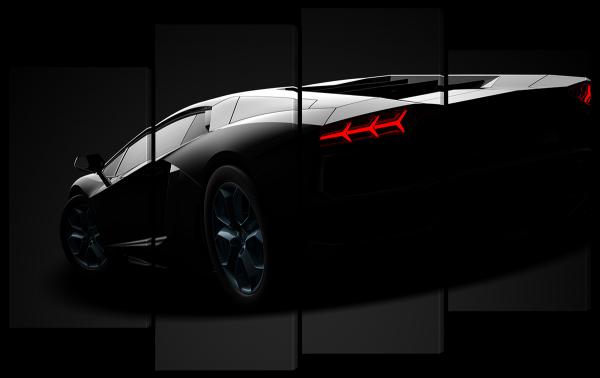 Автомобиль ламборгини