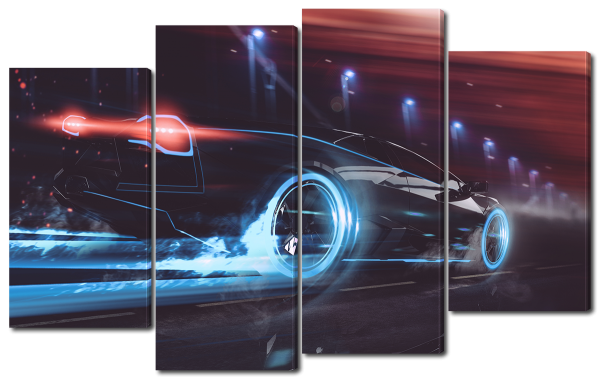 Автомобильная скорость