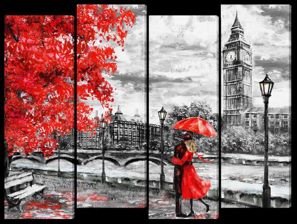 Лондонский поцелуй