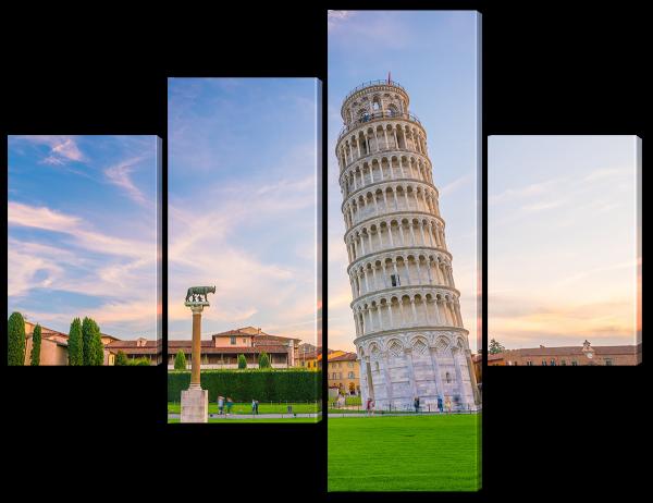 Башня в Пизе, Италия