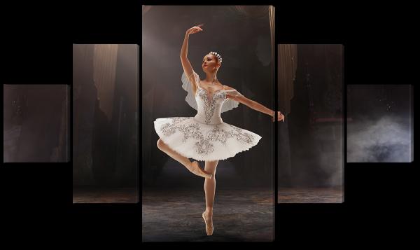 Балерина - артист балета