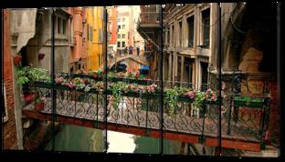 Переулок в Венеции