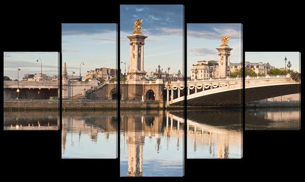 Александровский мост Франция