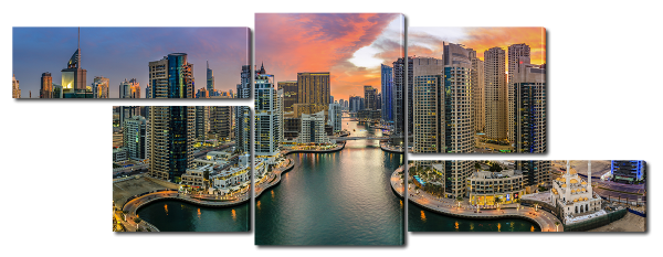 Дубай, Арабские Эмираты