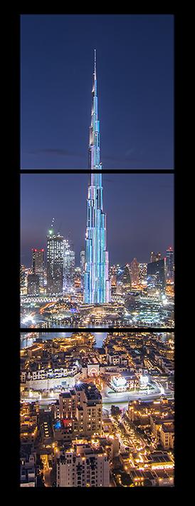 Башня в Арабских Эмиратах