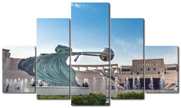 Статуя Катара