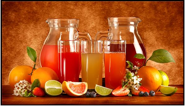 Соки фрукты