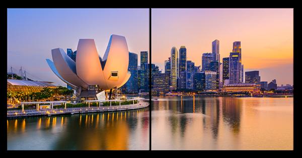 Архитектура Сингапура