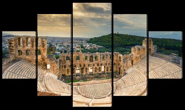Амфитеатр в Афинах, Греция