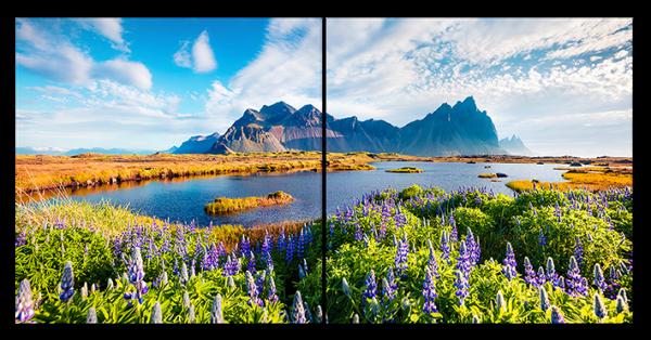 Исландская природа