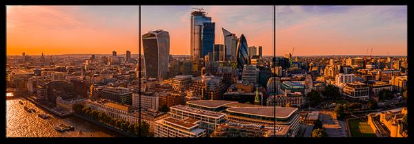 Высотные здания Лондона