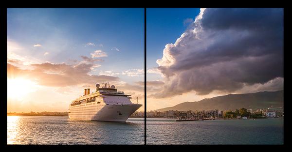 Морское путешествие на яхте