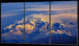 Вершины гор