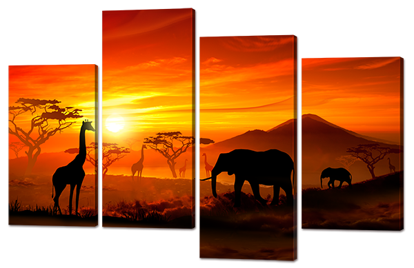 Африканские прерии